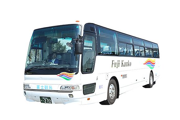大型観光バス(49席+補助席11席)